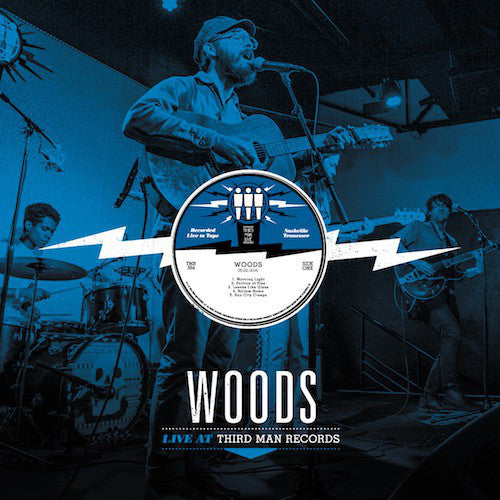 Woods - Live At Third Man (Vinyle Neuf)