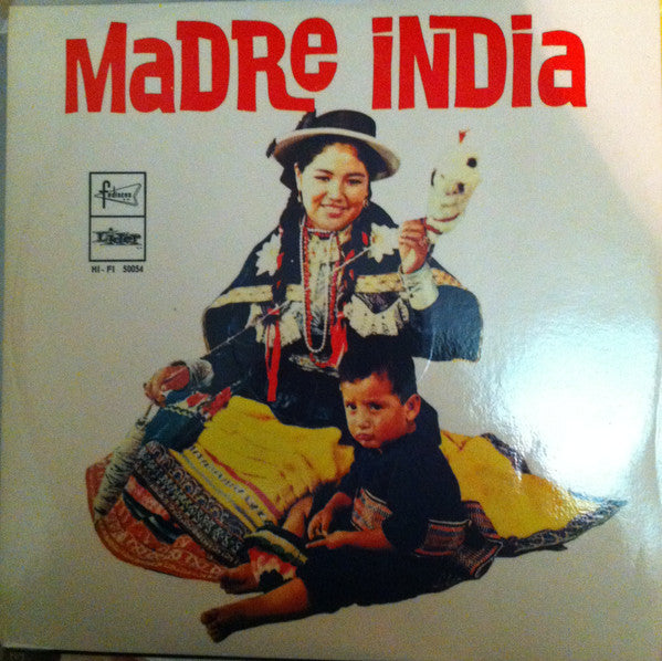 Various - Madre India (Vinyle Usagé)