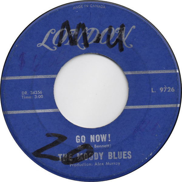 The Moody Blues - Go Now (45-Tours Usagé)