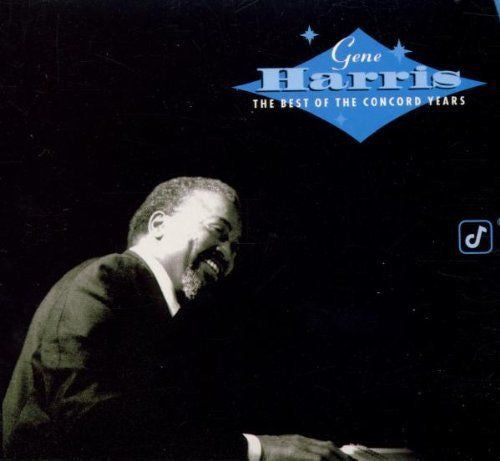 Gene Harris - The Best Of The Concord Years (CD Usagé)
