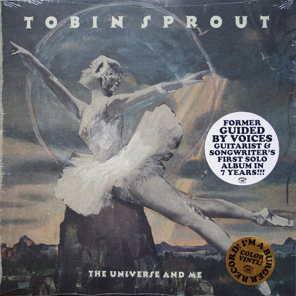Tobin Sprout - Universe And Me (Vinyle Neuf)