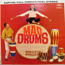 Rolley Polley - Mad Drums (Vinyle Usagé)