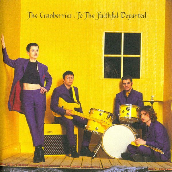 Cranberries - To the Faithful Departed (CD Usagé)