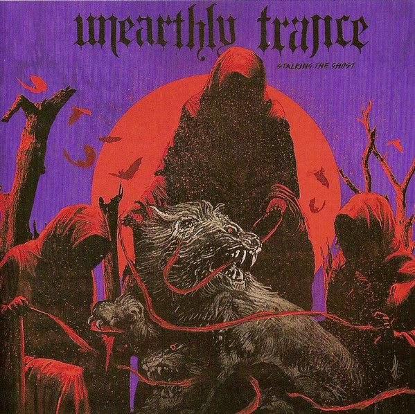 Unearthly Trance - Stalking The Ghost (Vinyle Neuf)