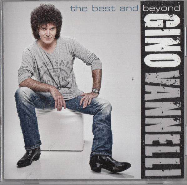 Gino Vannelli - The Best and Beyond (CD Usagé)