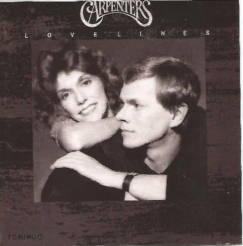 Carpenters - Lovelines (Vinyle Usagé)