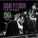 Oscar Peterson - Live In Paris 1961 (Vinyle Neuf)