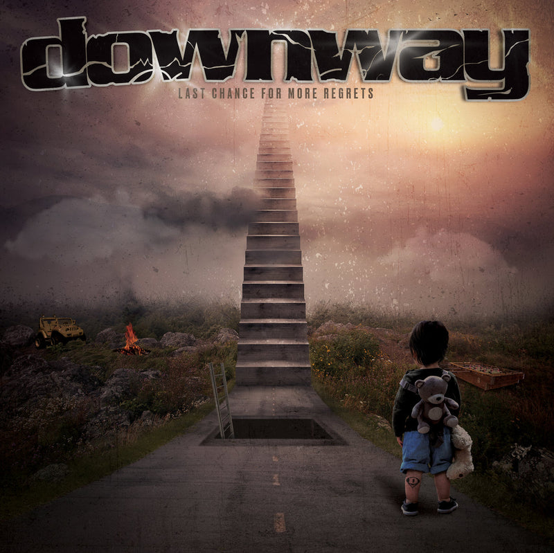 Downway - Last Chance For More Regrets (Vinyle Neuf)