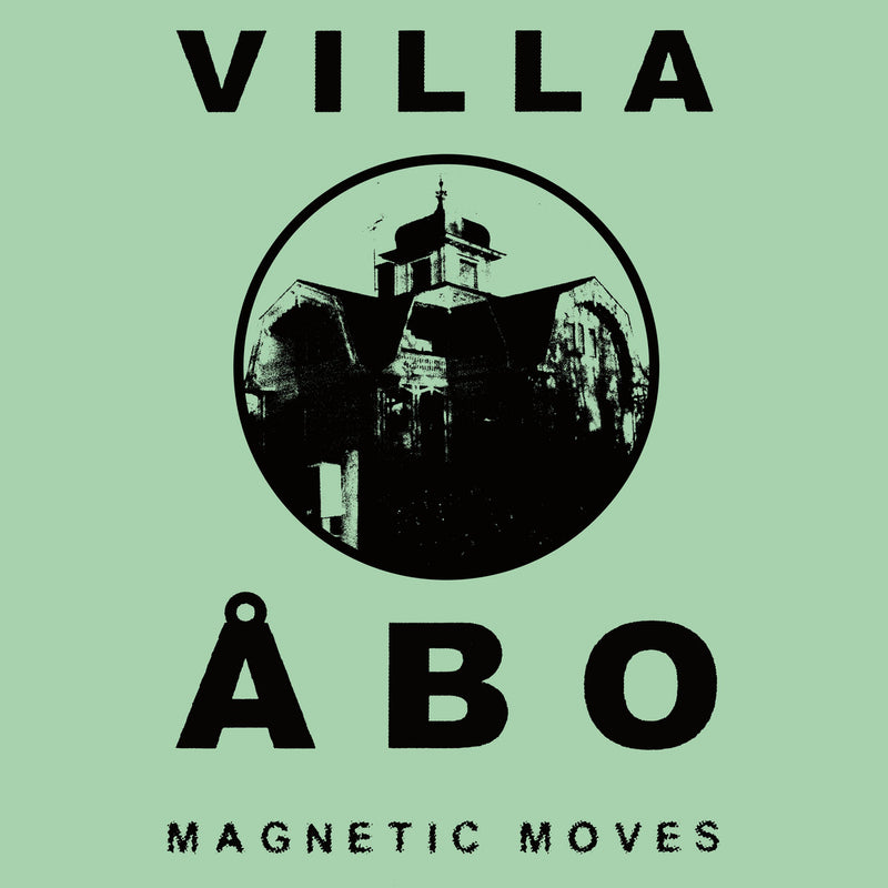 Villa Abo - Magnetic Moves (Vinyle Neuf)