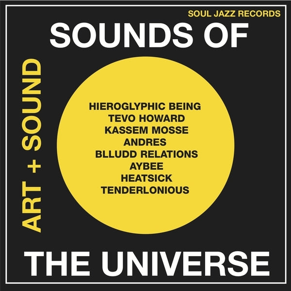 Various - Sounds Of the Universe: Art and Sound 2012-2015 Vol 1 (Vinyle Neuf)