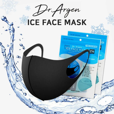 NEW! DR. ARGEN ICE FACE MASK FOR YOUTH, ADULT AND PLUS SIZE (2 COUNT) - CopperMask