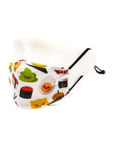 Face Masks KIDS Cute Sushi Fabric Face Covering