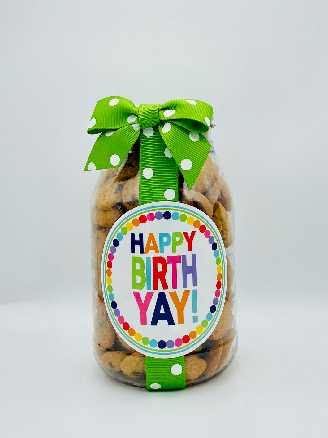 Nams Bits Happy Birthday 10oz Plastic