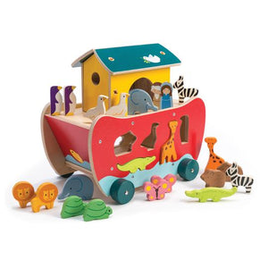 Toy Noah's Shape Sorter Ark