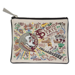 Zipper Pouch Florida State