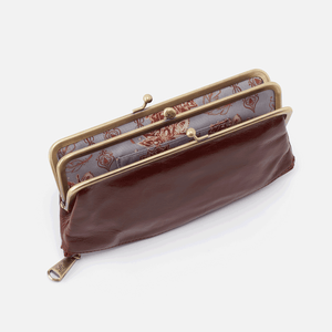 Wallet Millie Chocolate