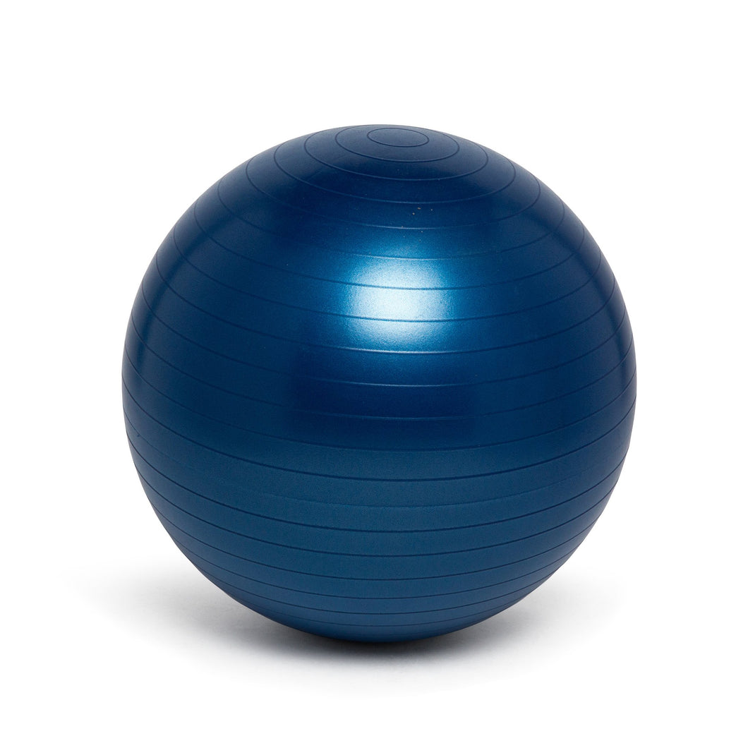 Balance Ball 65cm No Roll Weighted Seat