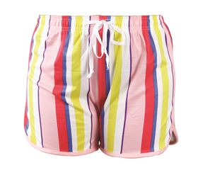 Hello Mello Strawberry Mimosa Lounge Shorts