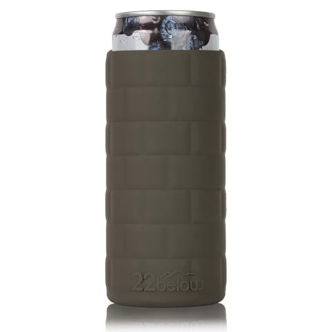Koozie Slim Can Soft - Olive Green