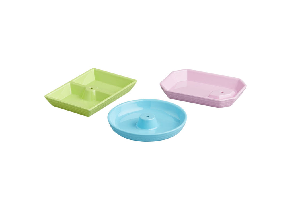 Dainty Dishes 3 Piece Set- MEL07