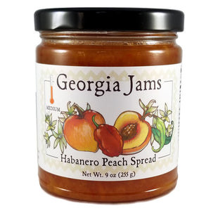 Georgia Jams (Assorted Flavors Available)