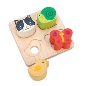 Toy Touch Sensory Trays
