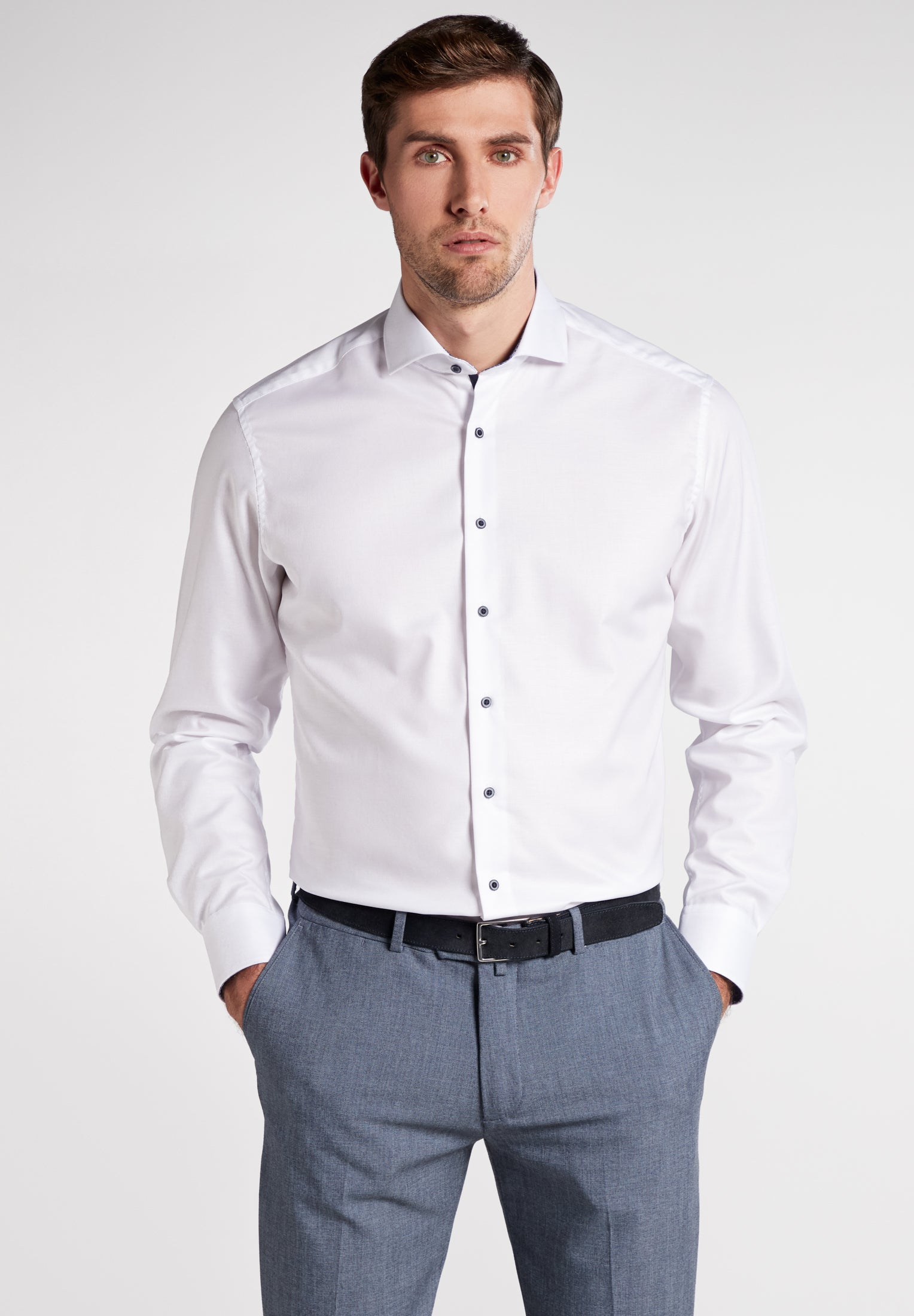 Eterna Modern Fit Formal Shirt