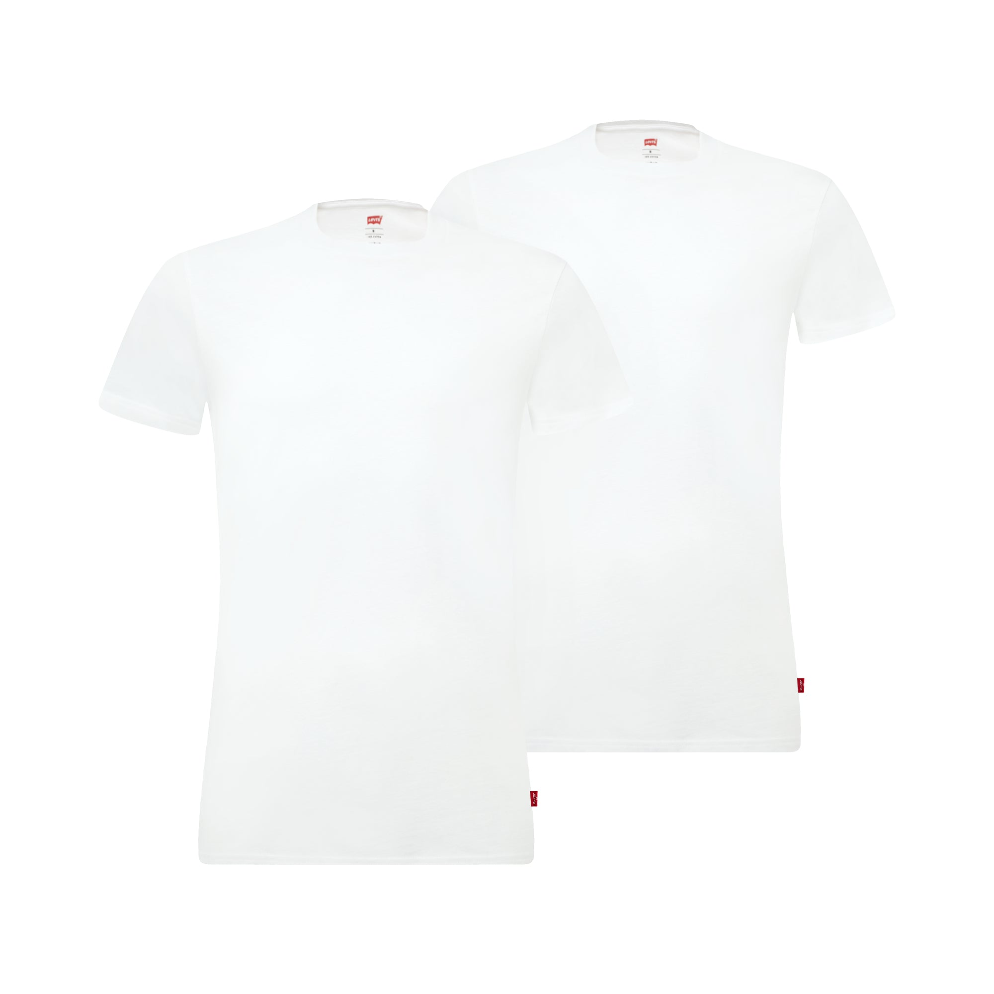 Levis 2 Pack Solid T-Shirt