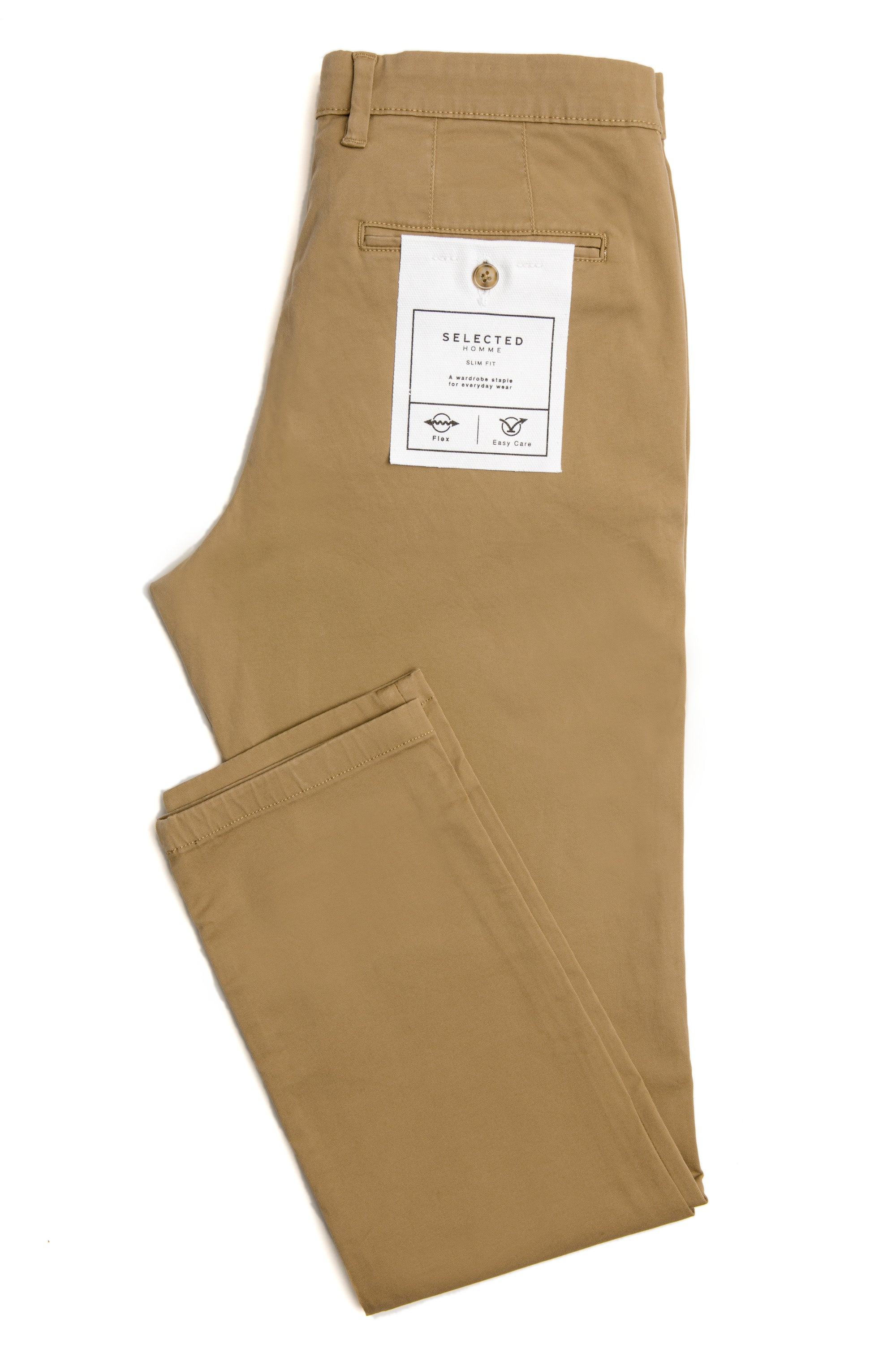 Selected Homme Miles Chino