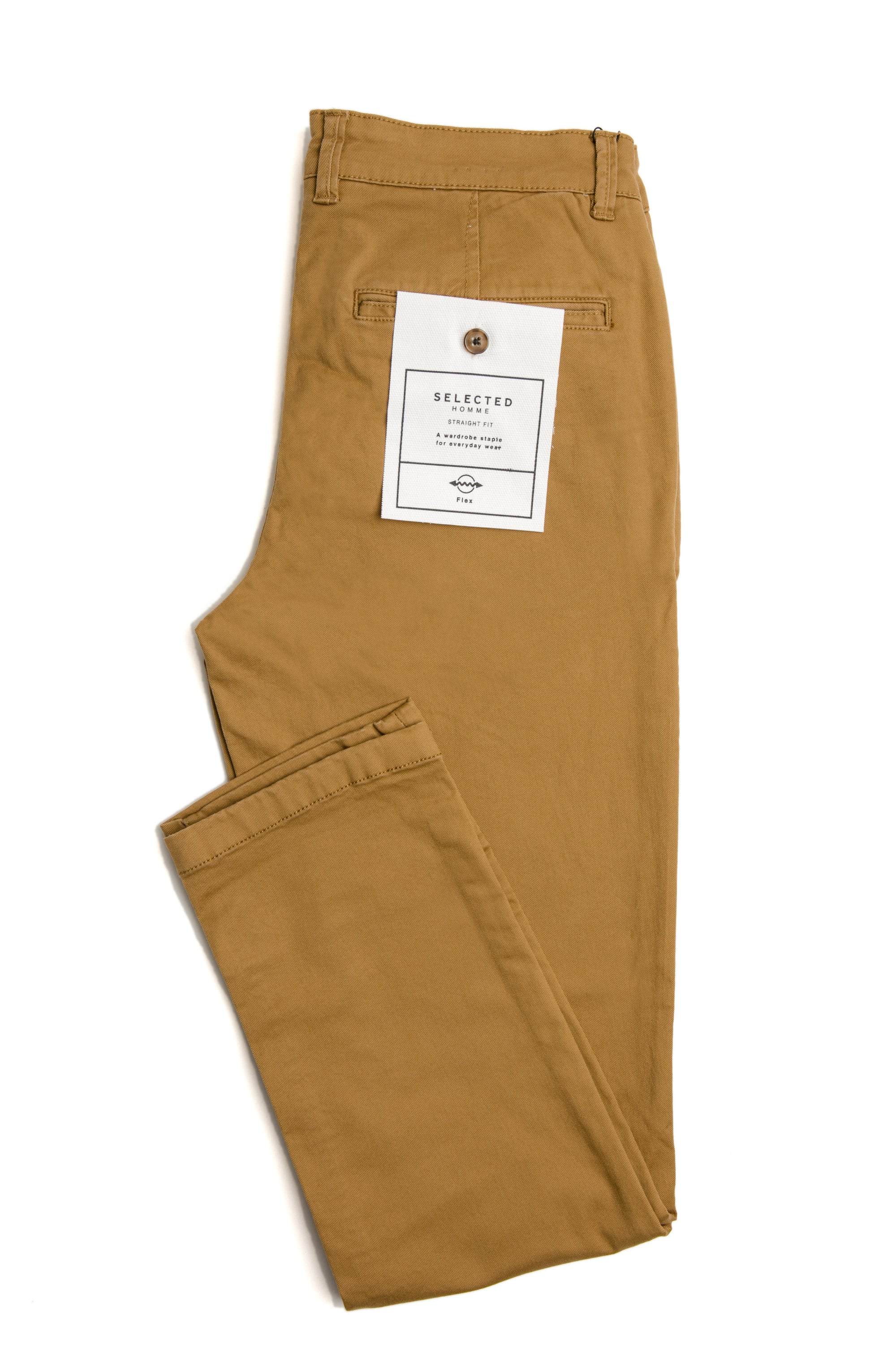 Selected Homme New Paris Chino