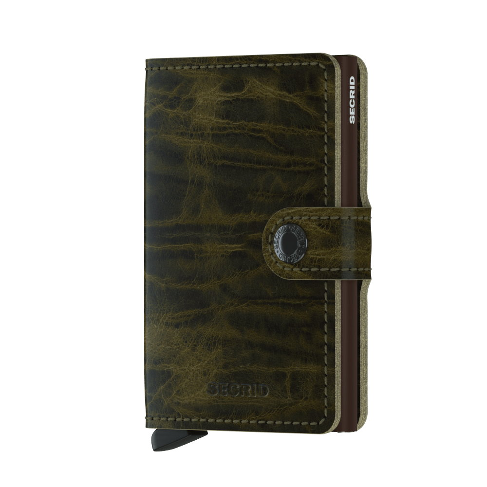 Secrid Leather Miniwallet Dutch Martin