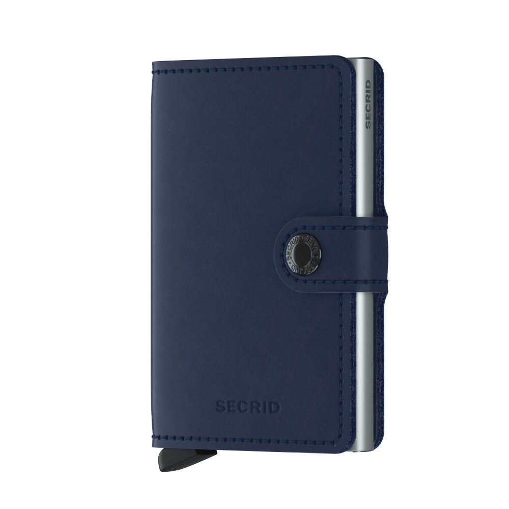Secrid Leather Minwallet