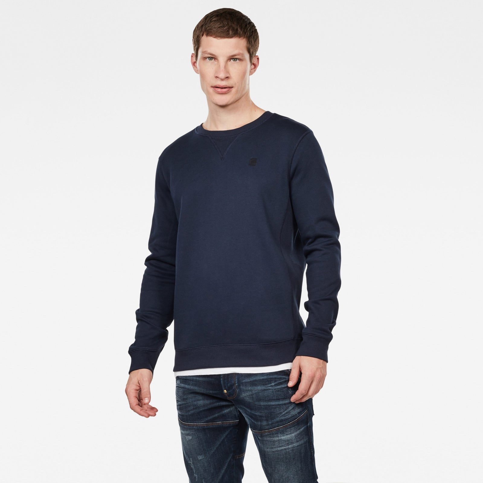 G-STAR RAW Premium Core Pull-Over Homme