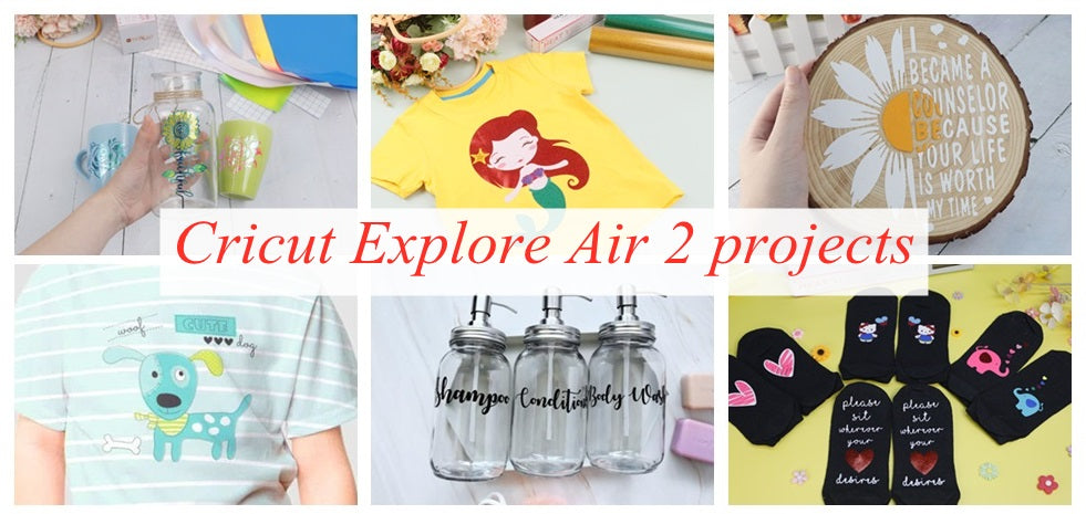 Cricut Explore Air 2 Projects