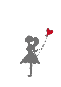 Free SVG File for Download - Little Girl