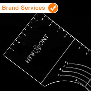 brand services of t shirt ruler