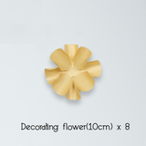 Blooming Paper Yellow-A