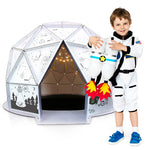 Load image into Gallery viewer, Kid Space, Brand New dome play house(Type-B, with connecting passage)