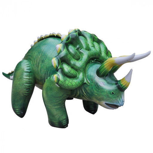 Inflatable Dinosaur, Triceratops