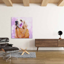 Load image into Gallery viewer, Custom Canvas Wall Art from Your Photo - Square