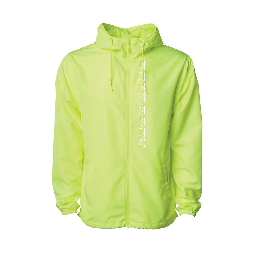 Neon Scat Pack Windbreaker