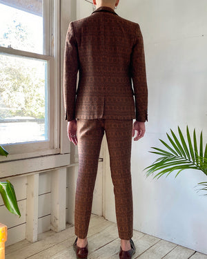 Mr Turk Silk Wool Suit