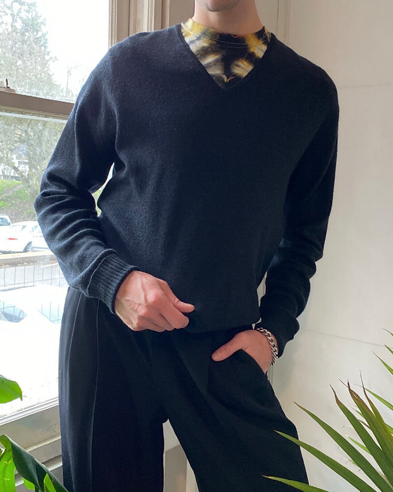 50s Wool Blend Sweater