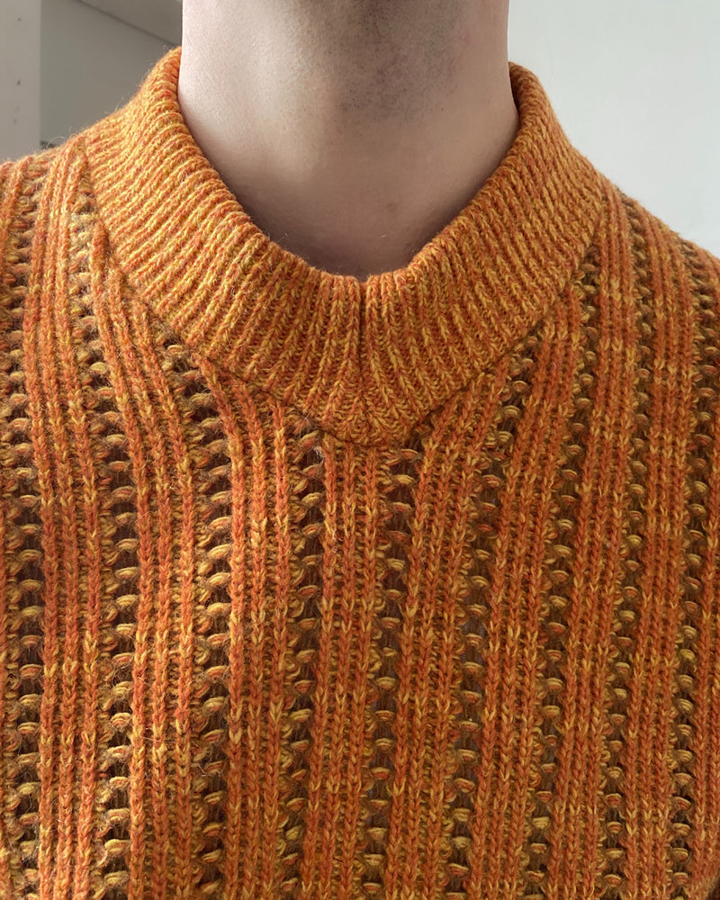 60s Chunky Knit Pullover