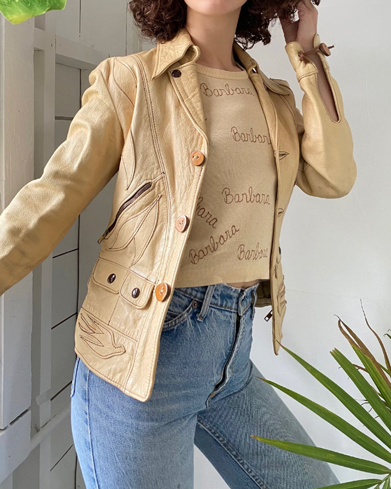 70s East West Rover Jacket