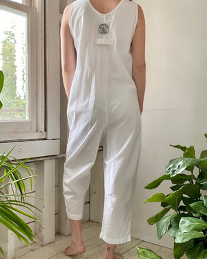 80s Patched Jumpsuit