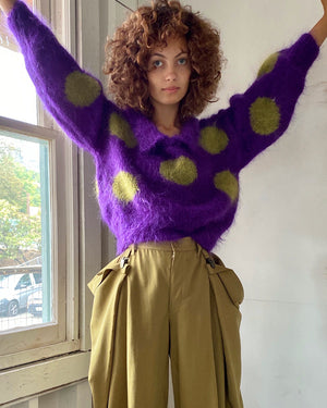 90s Mohair Sweater