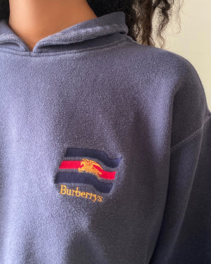 90s Burberry Sweatshirt