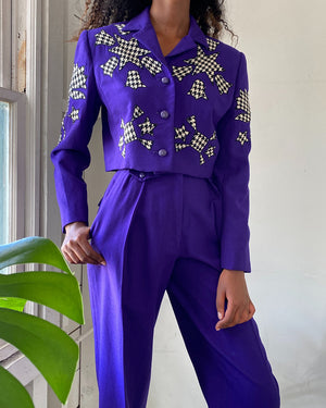 80s Marc Jacobs Pant Suit