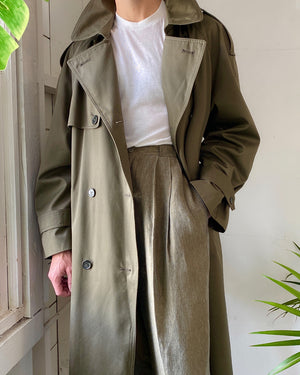 80s Christian Dior Trench